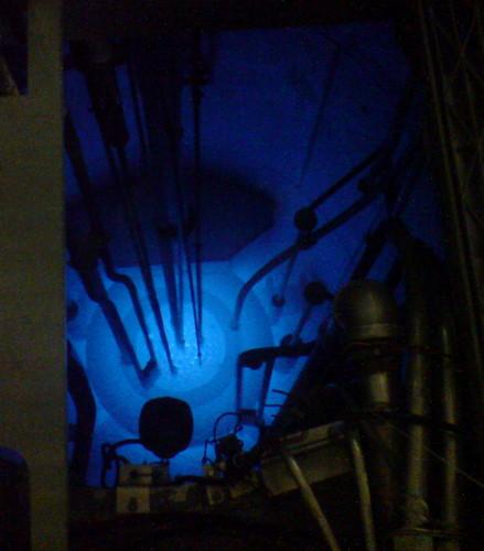 Tscherenkow-Licht