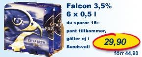 Falcon-Angebot