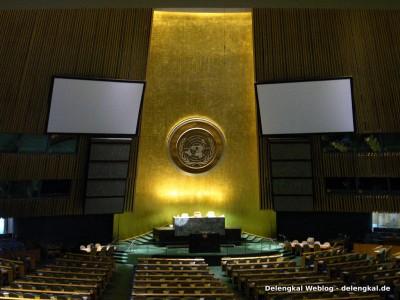 Die Vollversammlung der Vereinten Nationen 2004