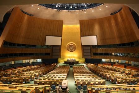 Die Vollversammlung der Vereinten Nationen 2011